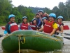 A not so white Whitewater Rafting inCDO