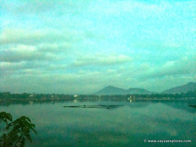 Thank You and Hello 2013 / Early Jog in Sampaloc Lake